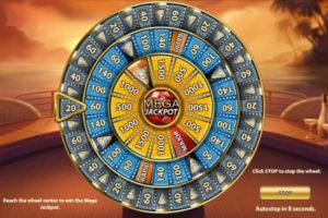 mega fortune dreams wheel of fortune spilleautomater med lykkehjul