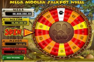 mega moolah jackpot wheel of fortune