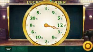 Lucky Mr Green Spillemaskin