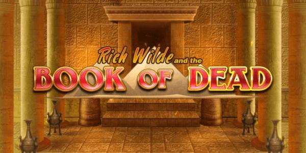 Spill DreamCatcher og få Book of Dead gratisspinn