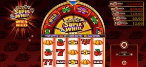Quick Hit Super Wheel spilleautomat