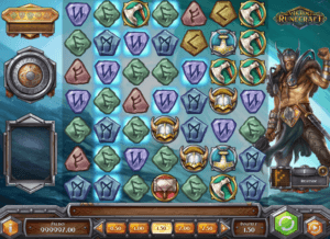 Viking Runecraft gratisspinn