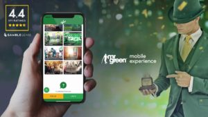 MrGreen lykkehjul app