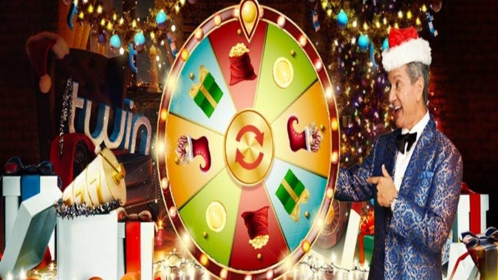Xmas Bonus Game på Twin ecopayz casino